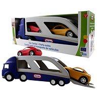 Little Tikes Tahač s návěsem pro přepravu aut - Auto