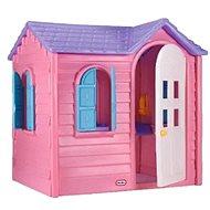Little Tikes Venkovské sídlo - růžové - Dětský domeček