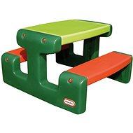 Little Tikes Piknikový stoleček Junior - Evergreen - Dětský stůl