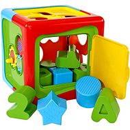 Simba Multifunkční kostka vkládačka - Didaktická hračka