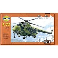 Směr Model Kit 0907 vrtulník – Mil Mi-4 - Plastikový model