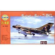 Směr Model Kit 0853 letadlo – Suchoj Su-7 BKL - Plastikový model