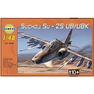 Směr Model Kit 0858 letadlo – Suchoj Su-25 UB/UBK - Plastikový model