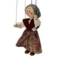 Babička 20cm - Loutka
