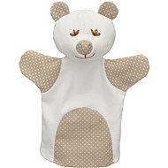Medvěd puntíkatý 26cm - Maňásek