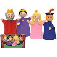 Krabička maňásků - Královská rodina 3 - Sada