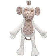 Opice srdíčková 70cm - Textilní hračka