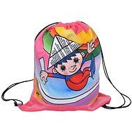 Batůžek Večerníček a duha - Dětský batoh