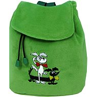 Batůžek Štaflík a Špagetka zelený - Dětský batoh