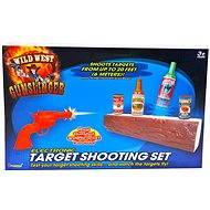 Mac Toys Střílení na plechovky - Herní set