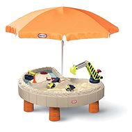Little Tikes Water table and sandpit for Builders Bay builders - Sandpit