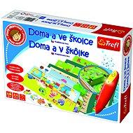 Trefl Malý objevitel - Doma a ve škole - Didaktická hračka