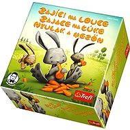 Trefl Zajíci na louce - Společenská hra