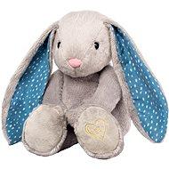 Whisbear šumící králík s CRY senzorem šedivý