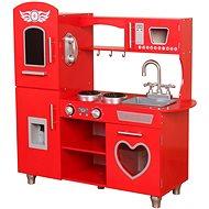 Dřevěná kuchyňka 84x31x89 cm - Kuchyňka