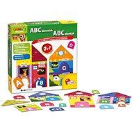 LSC ABC domeček - Stolní hra