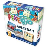 Pexetrio Abeceda 1 - Společenská hra