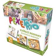 Pexetrio Zvířecí rodinky - Společenská hra