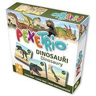 Pexetrio Dinosauři - Společenská hra