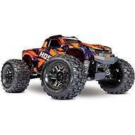Traxxas Hoss 1:10 VXL 4WD RTR oranžový - RC auto na dálkové ovládání