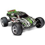 Traxxas Rustler 1:10 RTR zelený - RC auto na dálkové ovládání