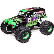 Losi LMT Monster Truck 1:8 4WD RTR Grave Digger - RC auto na dálkové ovládání