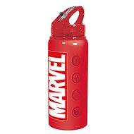 Láhev na pití Hliníková láhev sport 710 ml, Marvel
