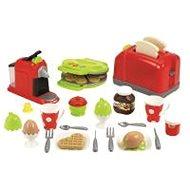 Ecoiffier Velký snídaňový set - Dětské nádobí