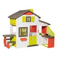 Smoby Domeček Neo Friends House s kuchyní rozšiřitelný - Dětský domeček