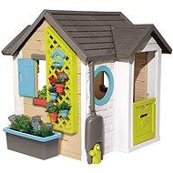 Smoby Domeček zahradnický rozšiřitelný - Dětský domeček