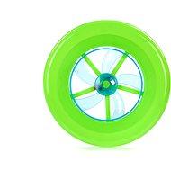 Létající talíř světelné efekty - 23 cm - Venkovní hra