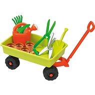 Vozík Androni Zahradní vozík s doplňky - délka 52 cm