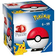 Ravensburger 3D puzzle 112562 puzzle-Ball Pokémon 54 dílků - Puzzle