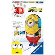 Ravensburger 3D puzzle 112289 Mimoni 2 postavička - Roller Skater 54 dílků  - 3D puzzle