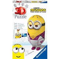 Ravensburger 3D puzzle 112296 Mimoni 2 postavička - Disco 54 dílků  - 3D puzzle