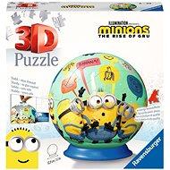 Ravensburger 3D puzzle 111794 puzzle-Ball Mimoni 2 72 dílků - Puzzle