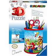 Ravensburger 3D puzzle 112555 Stojan na tužky Super Mario 54 dílků  - Puzzle