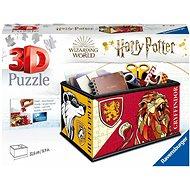Ravensburger 3D puzzle 112586 Úložná krabice Harry Potter 216 dílků - 3D puzzle