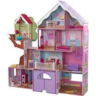 Treehouse Retreat Mansion domeček pro panenky - Domeček pro panenky