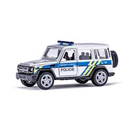 Siku Super česká verze - policie Mercedes AMG G65 - Kovový model