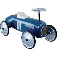 Vilac Kovové odrážedlo modré - Šlapací auto