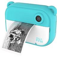 Dětský instantní fotoaparát myFirst Camera Insta 2 - blue