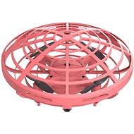 Dětský interaktivní létající dron myFirst Drone - pink