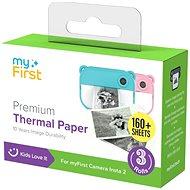 Termo papírové kotoučky myFirst Thermal Paper