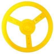 Příslušenství na dětské hřiště Jungle Gym -Steering Wheel -volant žlutý