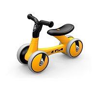 Luddy Mini Balance Bike žlutá - Odrážedlo