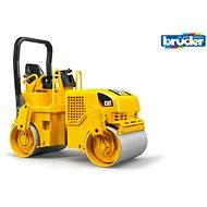 Bruder Konstrukční vozy - CAT válcovací stroj při pokládání asfaltu 1:16