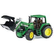 Bruder Farmer - traktor John Deere s předním nakladačem - ARCH.