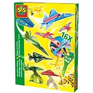 SES Výroba letadel - Vyrábění pro děti