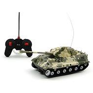 Tank RC - 4 funkce